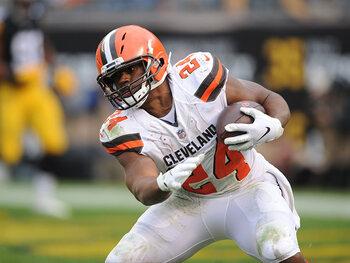 Le joueur de la semaine – Nick Chubb (Cleveland Browns)