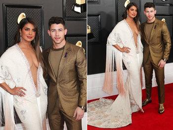 Nick Jonas en Priyanka Chopra