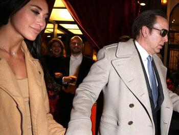 Nicolas Cage en Erika Koike al na vier dagen gescheiden, zijn ex-vrouw eist alimentatie