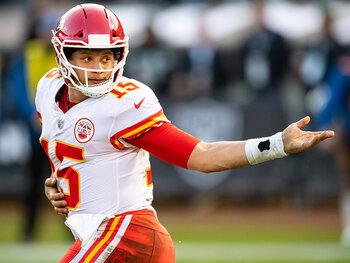 Le joueur de la semaine - Patrick Mahomes (Kansas City Chiefs)