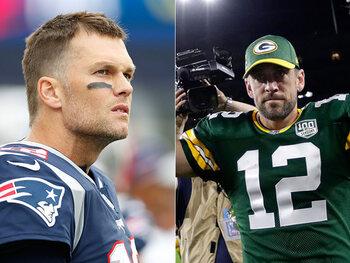 Brady vs Rodgers : ne manquez pas le duel de l'année en NFL ce dimanche sur Proximus TV
