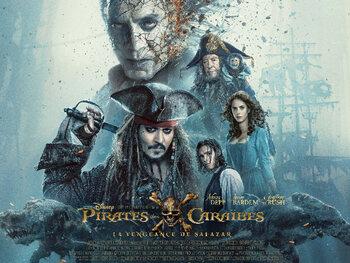 Regardez Pirates des Caraïbes, Pat Patrouille et ROX avec l'option All Kids