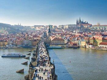 1. Prague