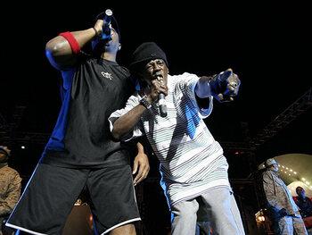Stop toch met hiphop