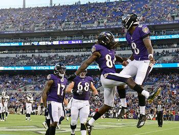 Baltimore Ravens – AFC North