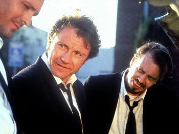 """Steve Buscemi alias M. Pink dans """"Reservoir Dogs"""""""