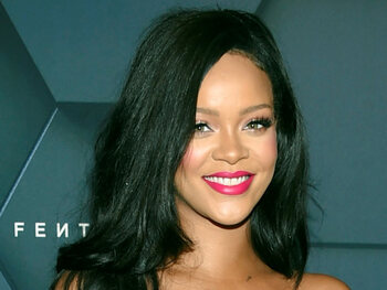 Rihanna woont in Londen