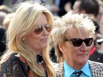 Wrevel tussen Rod Stewart en Elton John