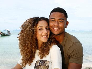 Rodanya (20) en Morgan (20)