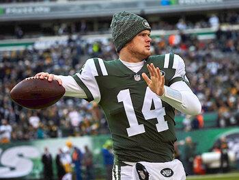 Le mauvais élève de la semaine – Sam Darnold (New York Jets)