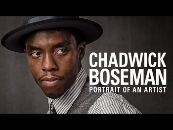 Zaterdag: Chadwick Boseman: Portrait of an Artist