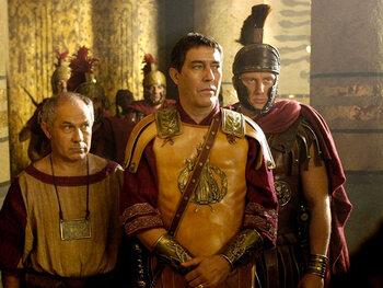 """""""Rome"""", une série spectaculaire dans le Movies & Series"""