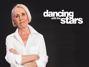Sien Eggers strekt de beentjes in 'Dancing with the Stars'