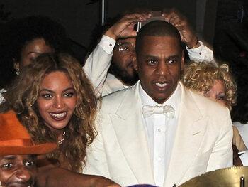 Solange Knowles vs. Jay-Z