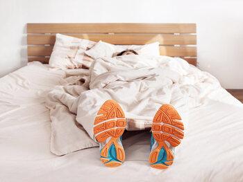 3. Le sommeil, principal allié du coureur