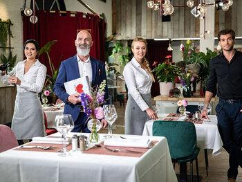 Ontdek de vaste restaurantstaf van de Vlaamse First Dates