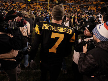 L'équipe de la semaine – Pittsburgh Steelers