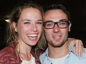 Christopher, de man van Stephanie Planckaert, is zijn trouwring kwijt