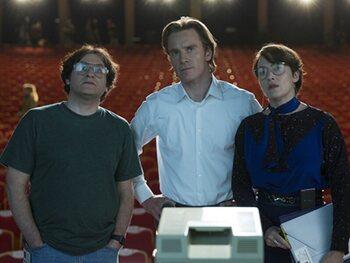 Mercredi: Steve Jobs à 20h35 sur La Trois