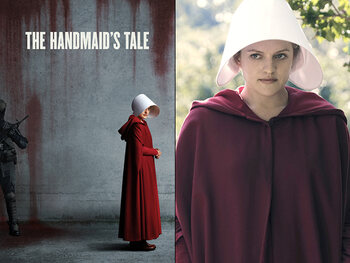 """""""The Handmaid's Tale"""" en exclusivité dans le Movies & Series Pass"""