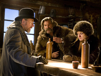 Jennifer Jason Leigh als Daisy Domergue - The Hateful Eight