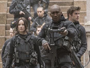 """""""Hunger Games : La Révolte I & II"""""""