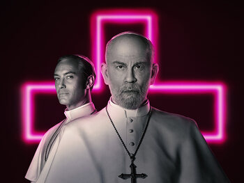 11. The New Pope (série)