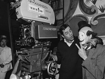 The Day The Clown Cried van Jerry Lewis