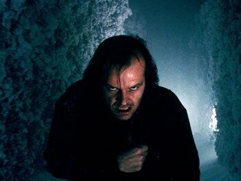"""Le labyrinthe qui disparaît de """"The Shining"""""""
