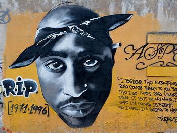 De verdwijntruc van Tupac