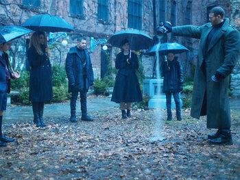 """Umbrella academy"""