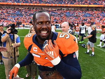 Le joueur de la semaine - Von Miller (Denver Broncos)