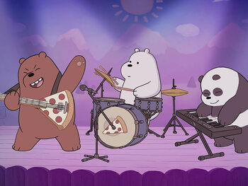 We Bare Bears, samedi 27 avril à 8h sur Cartoon Network