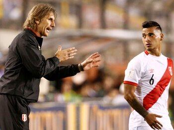 De trainer: Ricardo Gareca