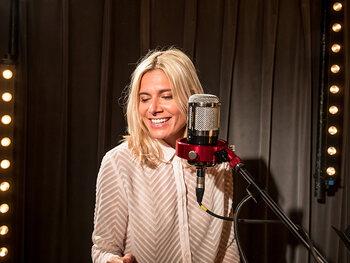 Een veelzijdige zangeres
