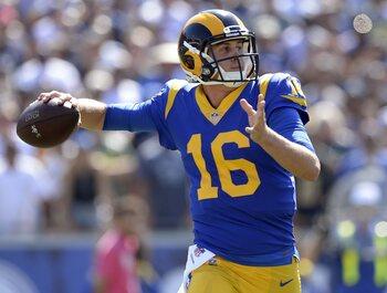 L'équipe flop de la semaine – Los Angeles Rams