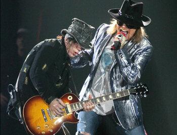 Guns N' Roses: al meer dan 30 jaar een fenomeen!