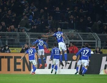 La remontada de Schalke à Dortmund