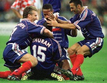 One day, one goal: l'improbable doublé de Thuram face à la Croatie