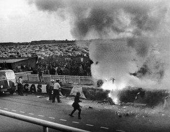 Sport auto : le drame de 1955