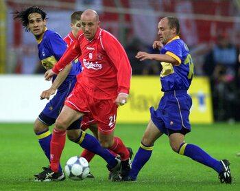 Les matchs de légende: Liverpool s'adjuge la Coupe UEFA après un match complètement fou contre Alavés