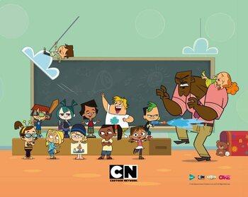 Nieuwe afleveringen van 'Total DramaRama' nu op Cartoon Network