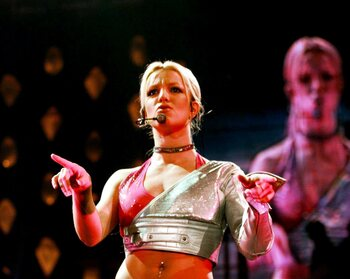 4.Oops!… I Did It Again - Britney Spears
