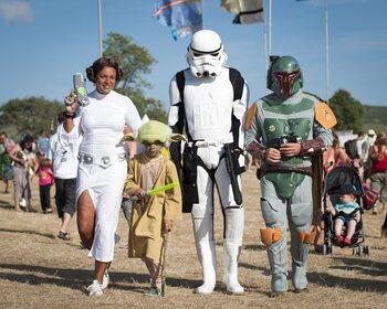 """Les fans s'apprêtent à célébrer le """"Star Wars Day"""""""