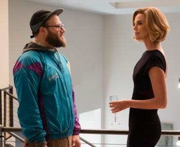 'Séduis-moi si tu peux !', une histoire d'amour farfelue entre Seth Rogen et Charlize Theron