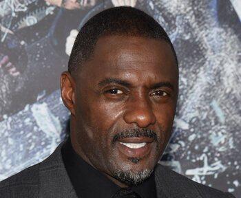 Topkandidaat Idris Elba