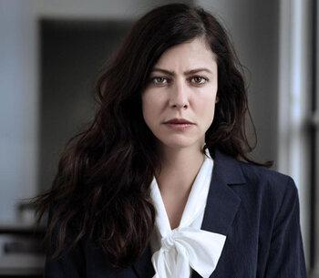 """Amélie Dorendeu dans """"Baron noir"""""""