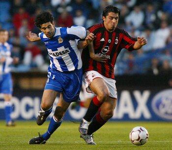 Les matchs de légende: un Deportivo La Corogne renversant donne une leçon à l'AC Milan
