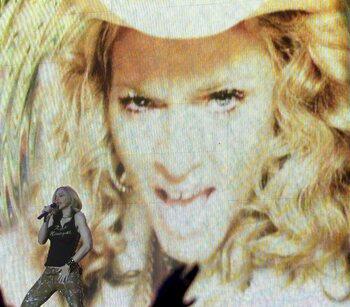 5. Music - Madonna