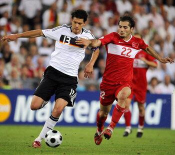 Les matchs de légende: la Turquie fait douter l'Allemagne jusqu'au bout à l'Euro 2008